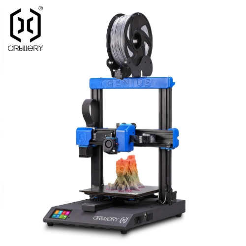 Artillery® Genius 3D Printer Kit 220*220*250mm Print Size with Ultra-Quiet Stepper Motor TFT Touch Screen Family Electrical Gift
