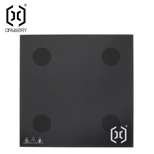 Artillery 3d Spare Parts Orignal Accessories Grid Bed for Hornet / Genius / Sidewinder X1 Printer