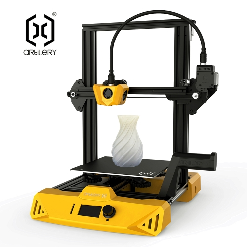 Artillery 3d Printers Hornet 220*220*250mm Printed Size Ultra-quite Printing 32bit Mainboard & DC Heat Plate 0.4mm Nozzle Temperature 180℃ up to 260 D